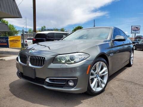 2014 BMW 5 Series for sale at LA Motors LLC in Denver CO
