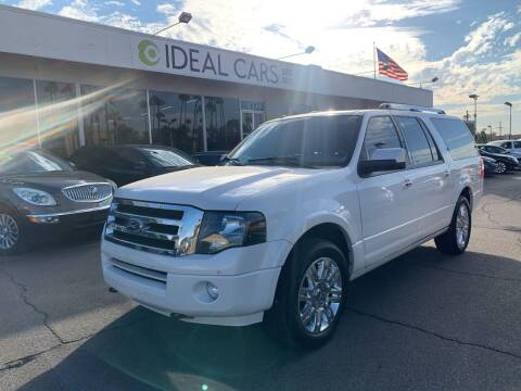 2012 Ford Expedition EL for sale at Ideal Cars Broadway in Mesa AZ