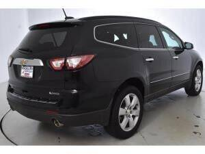 2017 Chevrolet Traverse for sale at Cj king of car loans/JJ's Best Auto Sales in Troy MI