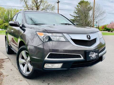 2011 Acura MDX for sale at Boise Auto Group in Boise ID