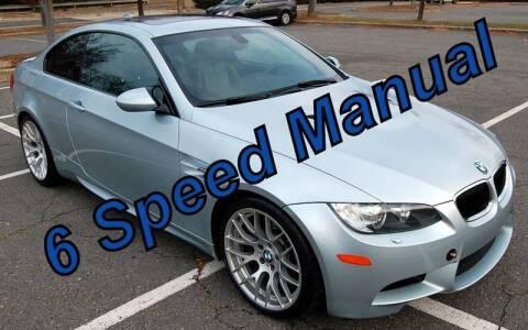 2013 BMW M3 for sale at Bimmer Sales LTD in Great Falls VA