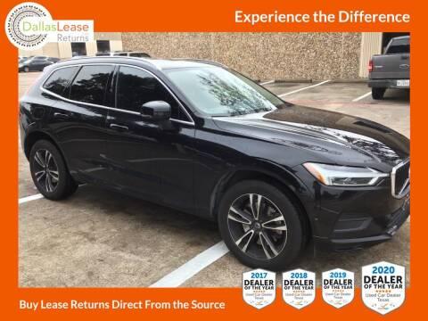 2018 Volvo XC60 for sale at Dallas Auto Finance in Dallas TX