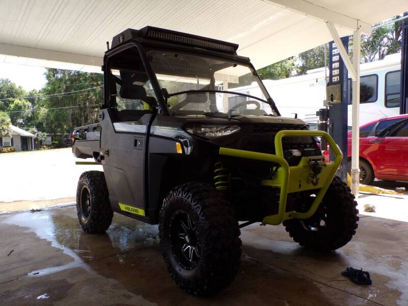 2020 Polaris XP HIGHLIFTER 1000 for sale at LANCASTER'S AUTO SALES INC in Fruitland Park FL