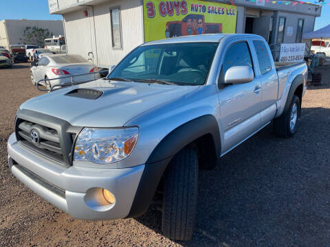 2006 Toyota Tacoma for sale at 3 Guys Auto Sales LLC in Phoenix AZ