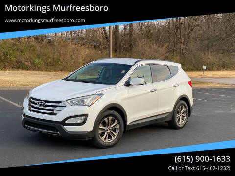 2013 Hyundai Santa Fe Sport for sale at Motorkings Murfreesboro in Murfreesboro TN