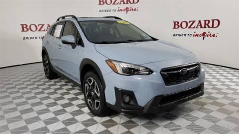 2018 Subaru Crosstrek for sale at BOZARD FORD in Saint Augustine FL