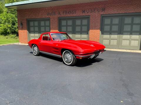 1964 Chevrolet Corvette for sale at Jack Frost Auto Museum in Washington MI