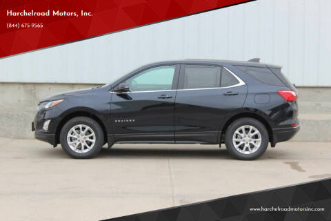 2021 Chevrolet Equinox for sale at Harchelroad Motors, Inc. in Imperial NE