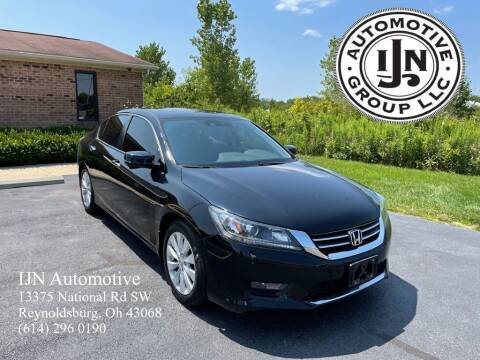 2015 Honda Accord for sale at IJN Automotive Group LLC in Reynoldsburg OH