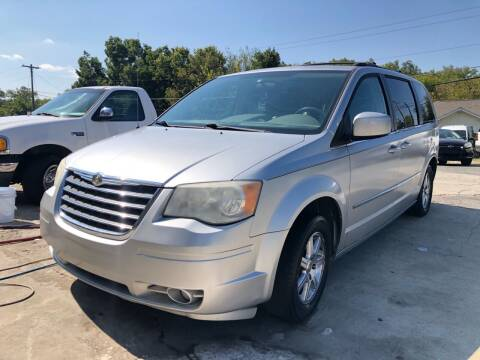 2009 Chrysler Town and Country for sale at Celaya Auto Sales LLC in Greensboro NC