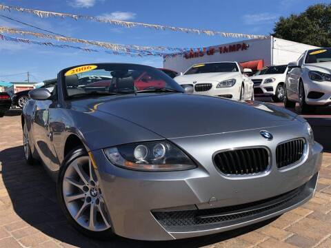 2006 BMW Z4 for sale at Cars of Tampa in Tampa FL