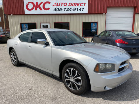 2007 Dodge Charger for sale at OKC Auto Direct in Oklahoma City OK