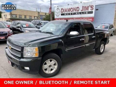 2013 Chevrolet Silverado 1500 for sale at Diamond Jim's West Allis in West Allis WI