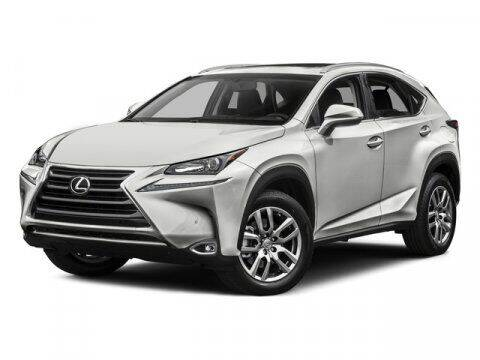 2015 Lexus NX 200t for sale at NYC Motorcars in Freeport NY