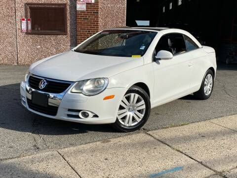 2008 Volkswagen Eos for sale at JMAC IMPORT AND EXPORT STORAGE WAREHOUSE in Bloomfield NJ