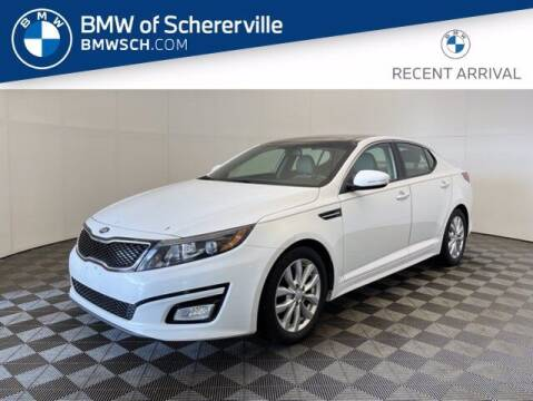 2015 Kia Optima for sale at BMW of Schererville in Shererville IN