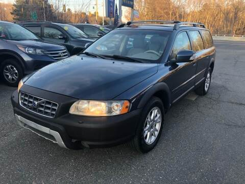 2007 Volvo XC70 for sale at TOLLAND CITGO AUTO SALES in Tolland CT