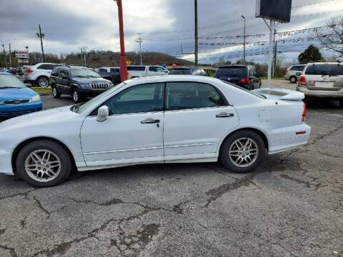 2003 Mitsubishi Diamante for sale at Knoxville Wholesale in Knoxville TN