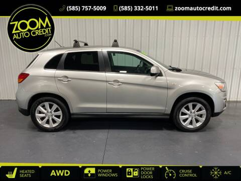 2015 Mitsubishi Outlander Sport for sale at ZoomAutoCredit.com in Elba NY