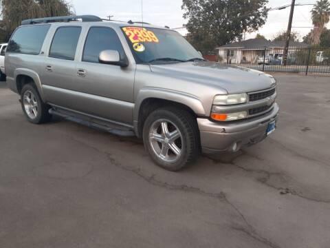 2003 Chevrolet Suburban for sale at COMMUNITY AUTO in Fresno CA