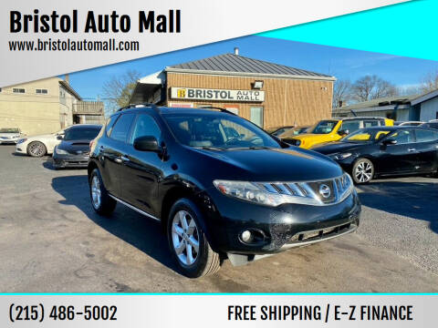 2010 Nissan Murano for sale at Bristol Auto Mall in Levittown PA