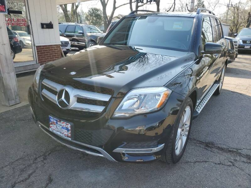 2013 Mercedes-Benz GLK for sale at New Wheels in Glendale Heights IL