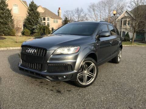 2012 Audi Q7 for sale at CLIFTON COLFAX AUTO MALL in Clifton NJ