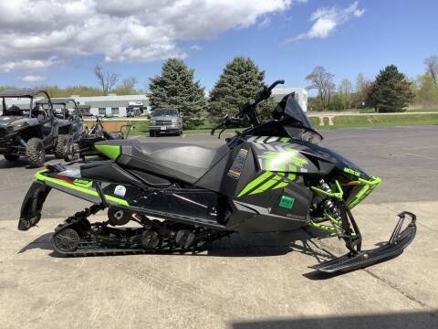 2017 Arctic Cat ZR 8000 Limited ES (129) for sale at Road Track and Trail in Big Bend WI