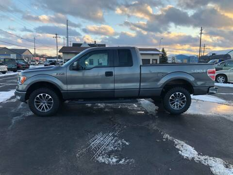 2010 Ford F-150 for sale at Mike's Budget Auto Sales in Cadillac MI