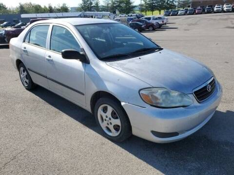 2005 Toyota Corolla for sale at Cj king of car loans/JJ's Best Auto Sales in Troy MI
