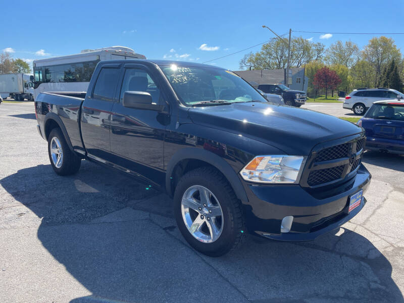 2014 RAM Ram Pickup 1500 for sale at Peter Kay Auto Sales in Alden NY