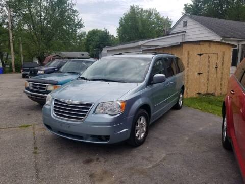 2008 Chrysler Town and Country for sale at Bakers Car Corral in Sedalia MO