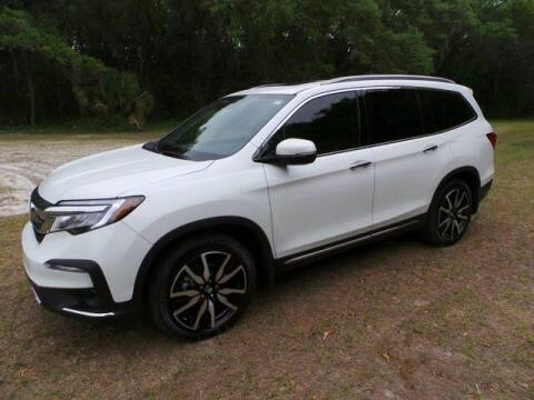2021 Honda Pilot for sale at TIMBERLAND FORD in Perry FL