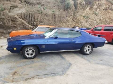 1972 Pontiac Le Mans for sale at Classic Car Deals in Cadillac MI