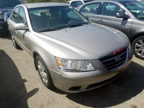 2009 Hyundai Sonata for sale at Glory Auto Sales LTD in Reynoldsburg OH
