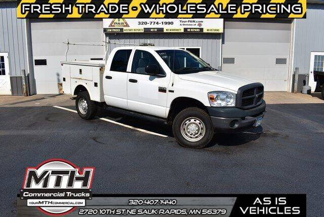 2009 Dodge Ram Chassis 2500 for sale in Saint Cloud, MN