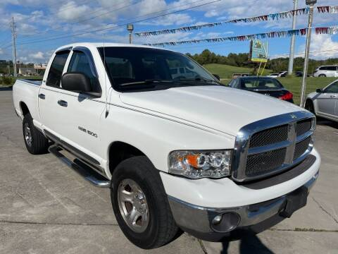 2002 Dodge Ram Pickup 1500 for sale at Autoway Auto Center in Sevierville TN