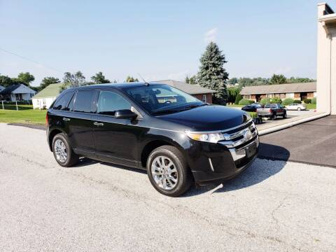 2011 Ford Edge for sale at Hackler & Son Used Cars in Red Lion PA