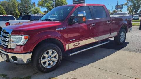 2014 Ford F-150 for sale at JR Auto in Brookings SD