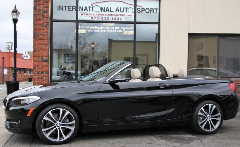 2016 BMW 2 Series for sale at INTERNATIONAL AUTOSPORT INC in Pompton Lakes NJ