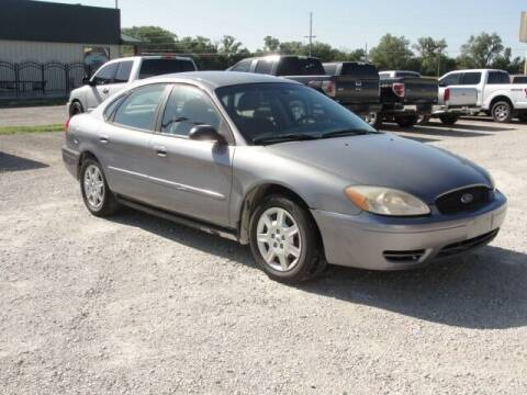 2007 Ford Taurus for sale at Frieling Auto Sales in Manhattan KS