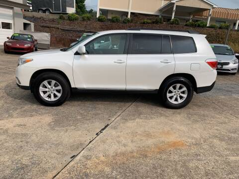 2012 Toyota Highlander for sale at State Line Motors in Bristol VA