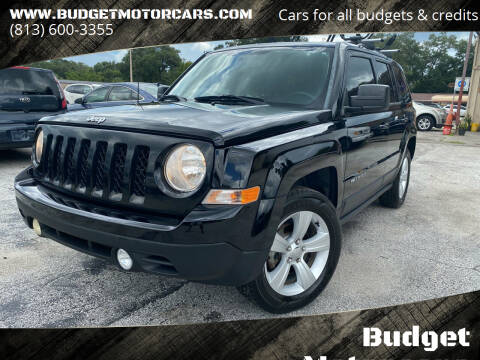 2014 Jeep Patriot for sale at Budget Motorcars in Tampa FL