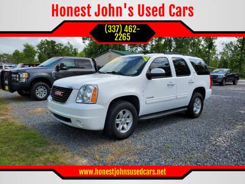 2014 GMC Yukon for sale at Honest John's Used Cars in Deridder LA