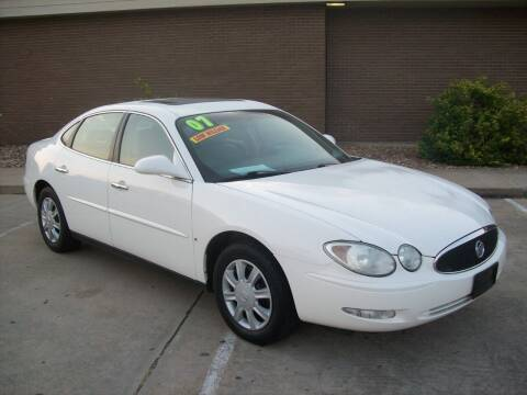 2007 Buick LaCrosse for sale at Cliff Bland & Sons Used Cars in El Dorado Springs MO