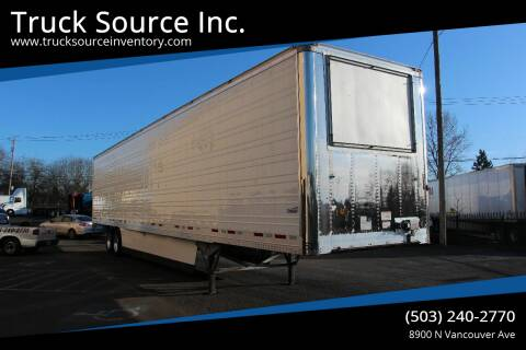 2020 Vanguard Cool Globe R8000 for sale at Truck Source Inc. in Portland OR