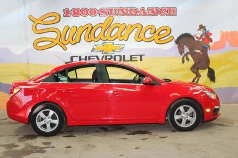 2016 Chevrolet Cruze Limited for sale at Sundance Chevrolet in Grand Ledge MI