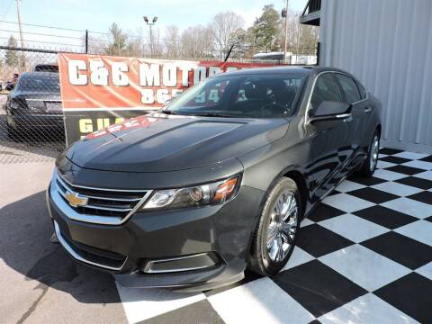 2014 Chevrolet Impala for sale at C & C Motor Co. in Knoxville TN