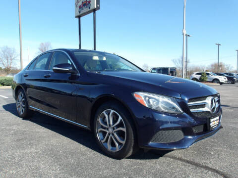 2015 Mercedes-Benz C-Class for sale at TAPP MOTORS INC in Owensboro KY