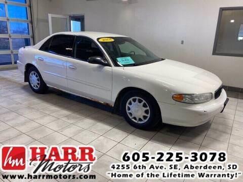 2004 Buick Century for sale at Harr's Redfield Ford in Redfield SD